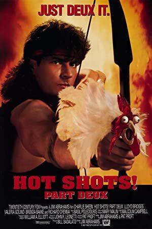 Hot Shots! Part Deux online sa prevodom