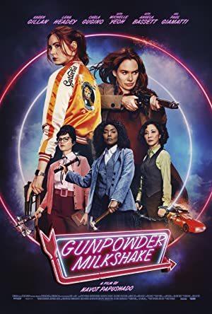 Gunpowder Milkshake online sa prevodom