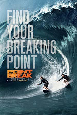 Point Break online sa prevodom