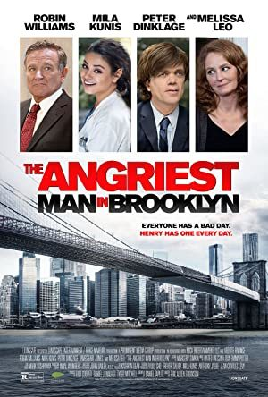 The Angriest Man in Brooklyn online sa prevodom