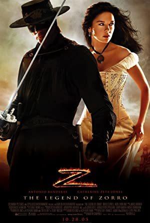 The Legend of Zorro online sa prevodom