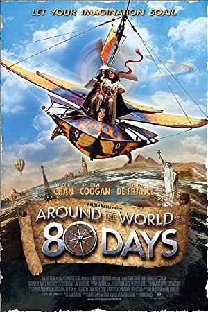 Around the World in 80 Days online sa prevodom