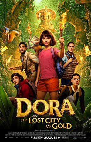 Dora and the Lost City of Gold online sa prevodom