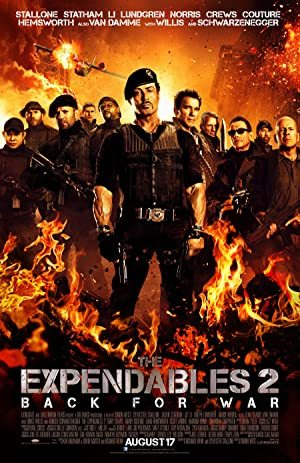 The Expendables 2 online sa prevodom