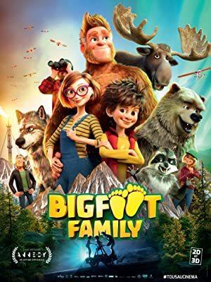Bigfoot Family online sa prevodom