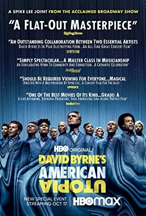 David Byrne's American Utopia online sa prevodom