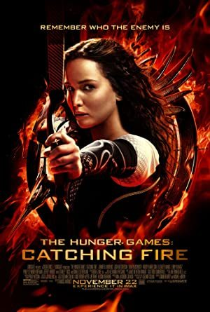 The Hunger Games: Catching Fire online sa prevodom