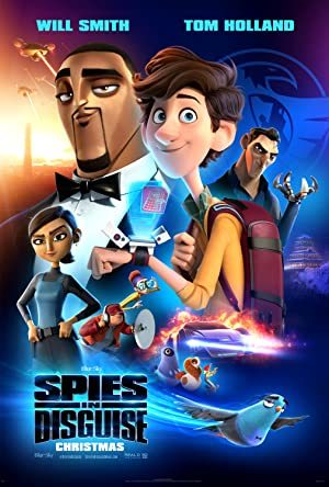 Spies in Disguise online sa prevodom