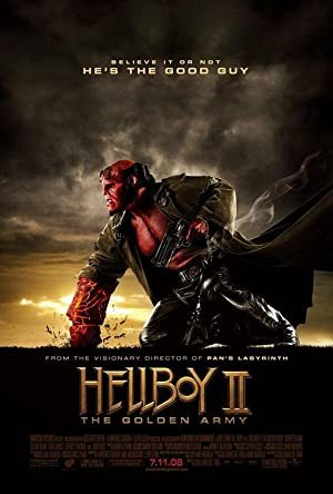 Hellboy II: The Golden Army online sa prevodom