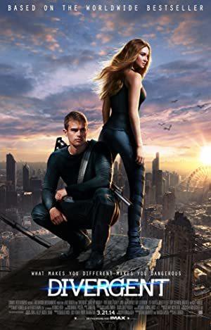 Divergent online sa prevodom