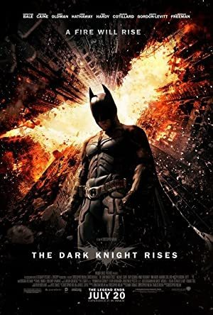 The Dark Knight Rises online sa prevodom