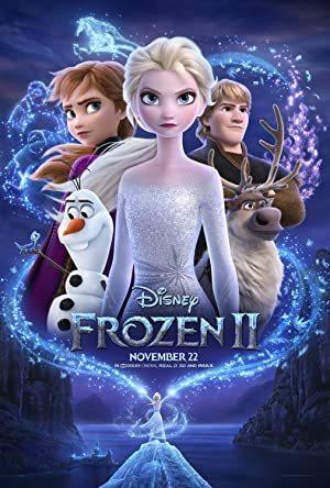 Frozen II online sa prevodom