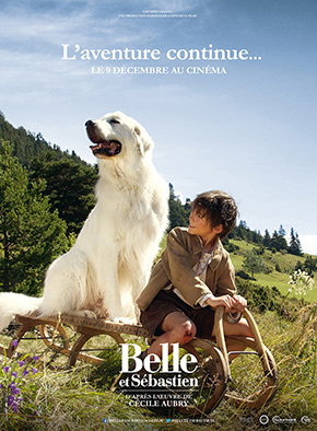 Belle and Sebastian: The Adventure Continues online sa prevodom