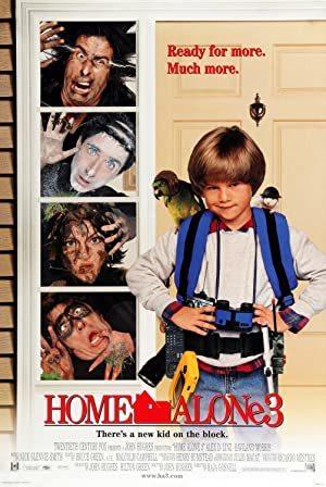 Home Alone 3 online sa prevodom