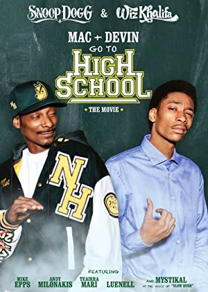 Mac & Devin Go to High School online sa prevodom