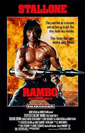 Rambo: First Blood Part II online sa prevodom