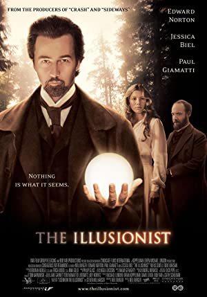 The Illusionist online sa prevodom