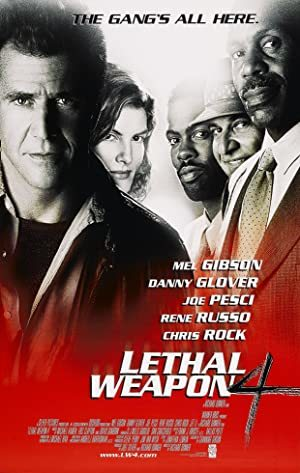 Lethal Weapon 4 online sa prevodom