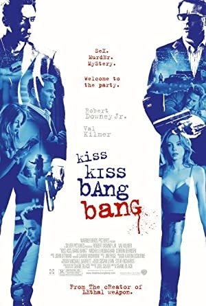 Kiss Kiss Bang Bang online sa prevodom