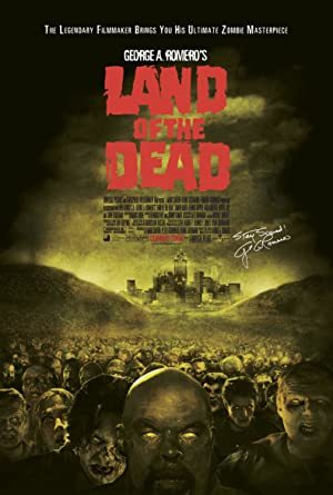 Land of the Dead online sa prevodom