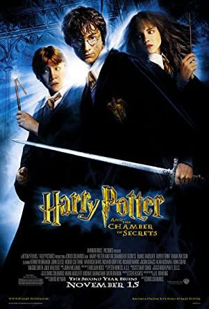 Harry Potter and the Chamber of Secrets online sa prevodom