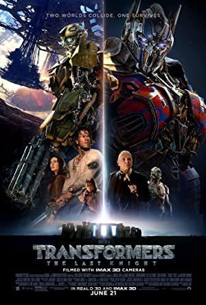 Transformers: The Last Knight online sa prevodom