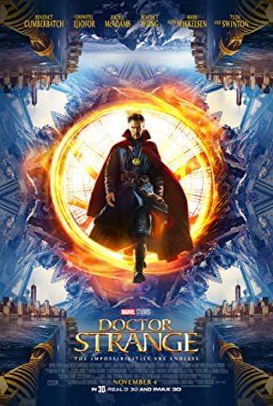 Doctor Strange online sa prevodom