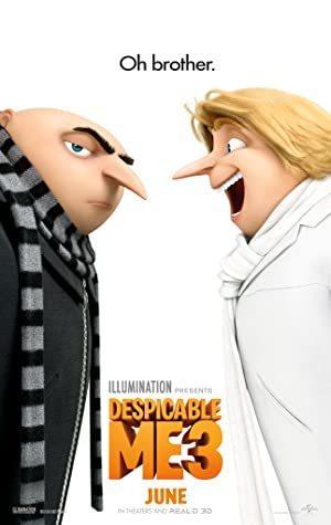 Despicable Me 3 online sa prevodom