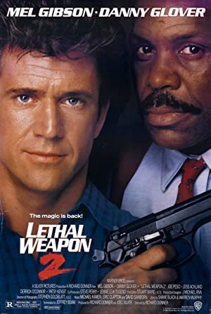 Lethal Weapon 2 online sa prevodom