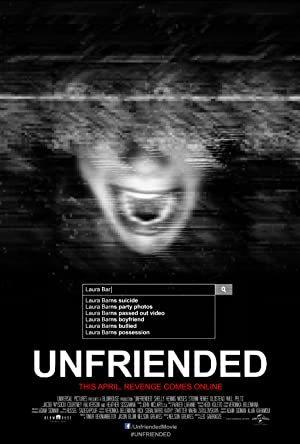 Unfriended online sa prevodom