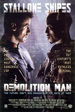 Demolition Man online sa prevodom