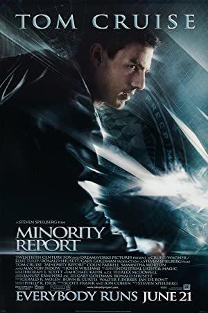 Minority Report online sa prevodom