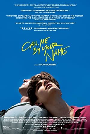 Call Me by Your Name online sa prevodom