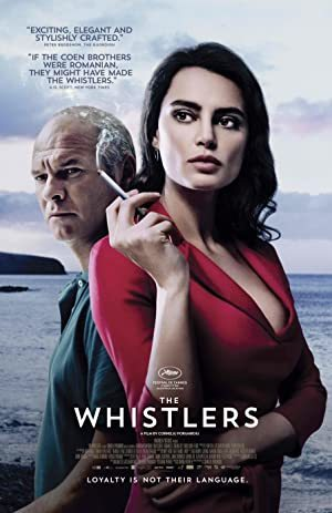 The Whistlers online sa prevodom