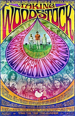 Taking Woodstock online sa prevodom
