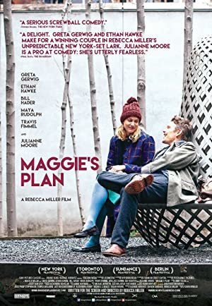 Maggie's Plan online sa prevodom
