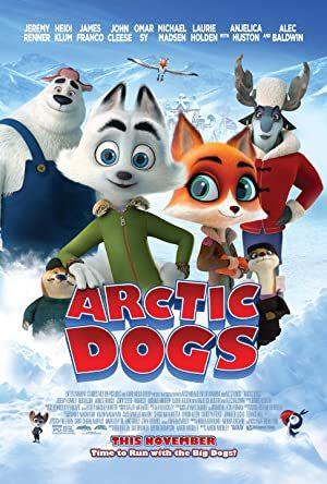 Arctic Dogs online sa prevodom