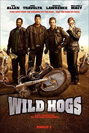 Wild Hogs online sa prevodom