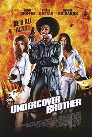 Undercover Brother online sa prevodom