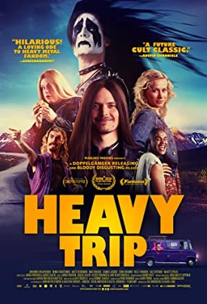 Heavy Trip online sa prevodom
