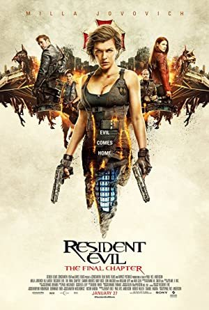Resident Evil: The Final Chapter online sa prevodom