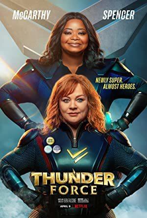 Thunder Force online sa prevodom