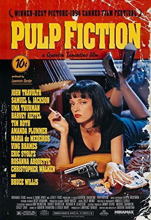 Pulp Fiction online sa prevodom