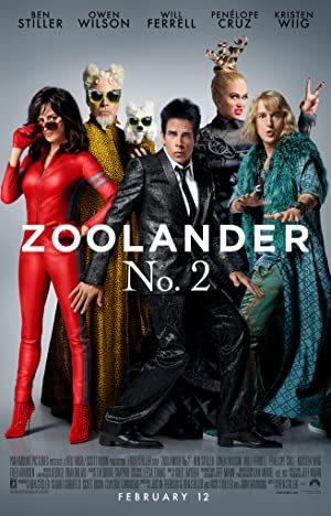 Zoolander 2 online sa prevodom