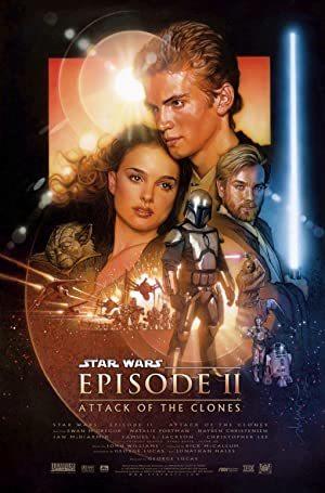 Star Wars: Episode II - Attack of the Clones online sa prevodom