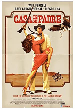 Casa De Mi Padre online sa prevodom