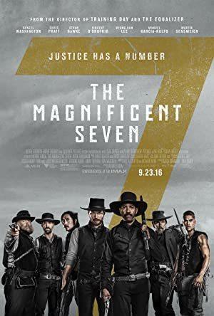 The Magnificent Seven online sa prevodom