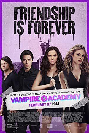 Vampire Academy online sa prevodom