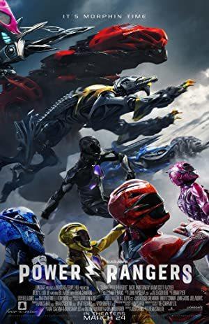 Power Rangers online sa prevodom