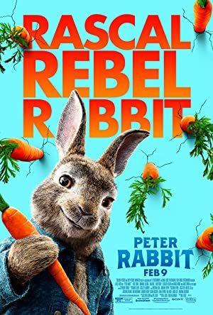 Peter Rabbit online sa prevodom